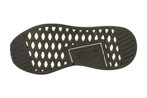 Adidas Originaux Womens Nmd_r2 W Sneaker Linge Blanc Ba7260
