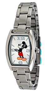 Disney #41392 Women's Mickey Mouse Watch with Metal Band