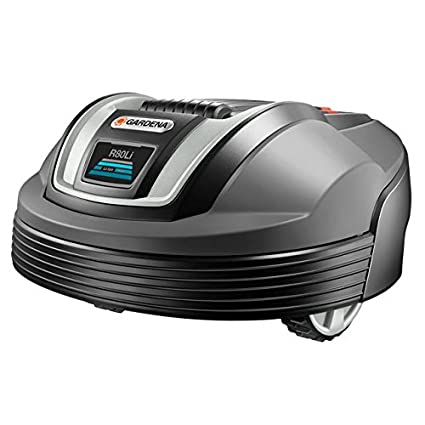 Amazon.com: Gardena G4069-72 Cortacésped R 80 LI Robot para ...