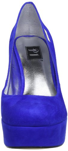 Bpm Closed P silver Women's blue 155 Blau Ztqw5qR