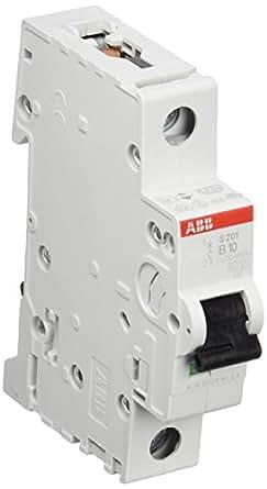 ABB S201-B10 - Instalación de fusible para caja de fusibles (10A)