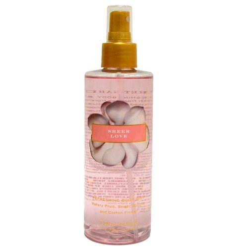 - Victoria's Secret Garden Sheer Love Body Mist 250 ml/8.4 fl oz
