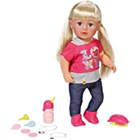 Zapf Creation 820704 - BABY Born Interactive Sister