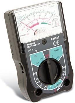 Analog Multimeter Em330 Baumarkt