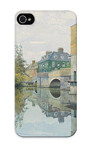 Defender Case For Iphone 5/5s, The Bridge At Saint Ives Pattern, Nice Case For Lover's Gift