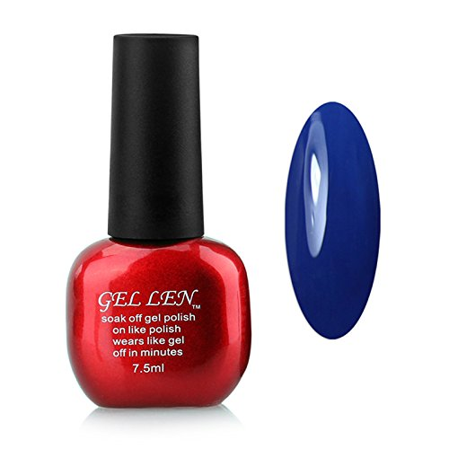 Gellen Nail Polish LED UV Gel Nails 1Pc Capacity 7.5ml Each