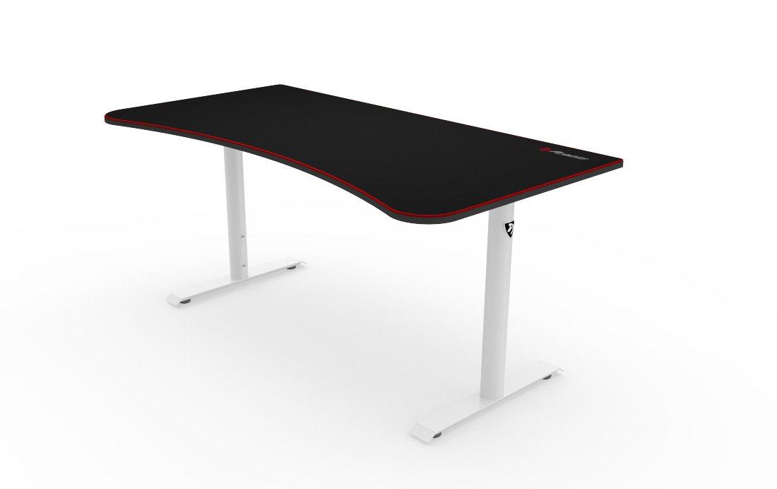 Arozzi Arena Gaming Desk - White
