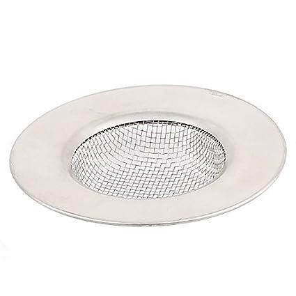 Amazon.com: eDealMax malla de acero inoxidable del lavabo ...