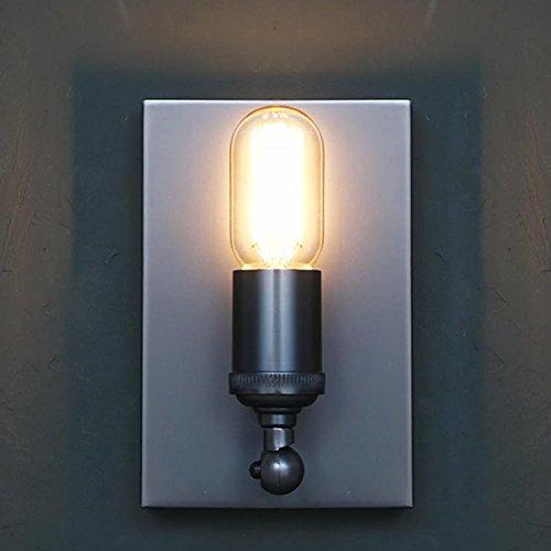 Pared Industria Baycheer La Interior Proyección Lámpara Loft De jqA3L54R
