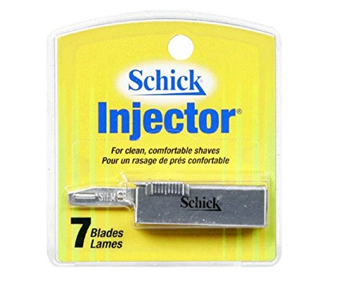 Schick Inject Plus Chrom Size 7ct Schick Injector Plus Chromium Blades 7ct Pkg