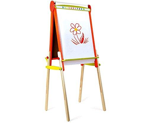 XLグラフィティblack-whiteboardイーゼルGearアートとクラフトおもちゃ、2017クリスマスおもちゃ