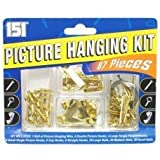 87 Piece Picture Hanging Kit by Unknown