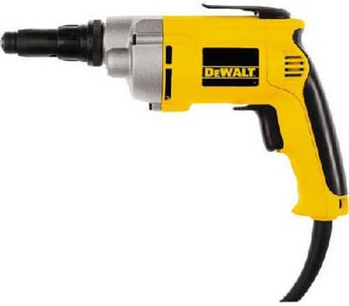 B0000224J5 DEWALT Drywall Screw Gun, 6.5-Amp (DW268) 41LPgDY4aML