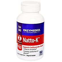 Natto-K by Enzymedica - 90 capsule