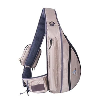 Maxcatch Tenkara Sling Pack Adjustable Size