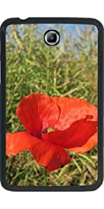 "Funda para Samsung Galaxy Tab 3 P3200 - 7"" - Rhoeas Amapola"