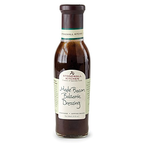 Stonewall Kitchen Maple Bacon Balsamic Dressing, 11 Ounce