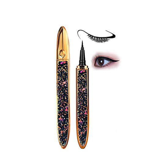 Quick-drying Fluorescent Color Diamond Multi-Functional Magic EyelinerPen3ML (F)