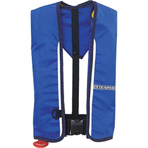 Stearns Workwear - Stearns Ultra 3000 Automatic/Manual Inflatable Vest, Blue (2 Pack)