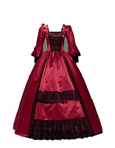18th Century Gothic Vintage Prom Ball Gown Theatre