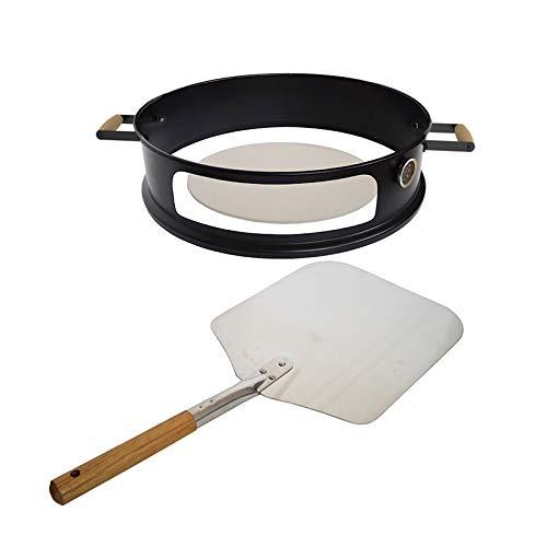 SunshineBBQs - Kit de conversión de Horno de Pizza para Parrillas ...