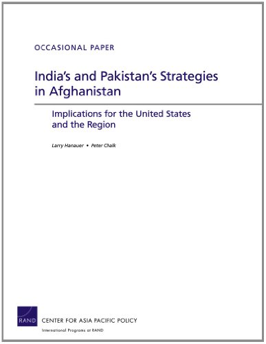 India's and Pakistan's Strategies in Afghanistan: Implications for the United States and the Region