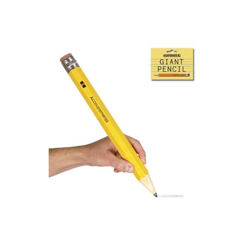archie-mcphee-really-big-pencil-write