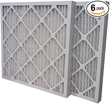 US Home Filter SC80-18X24X2 18x24x2 Merv 13 Pleated Air Filter 18 x 24 x 2 18 x 24 x 2 Midwest Supply Inc 6-Pack