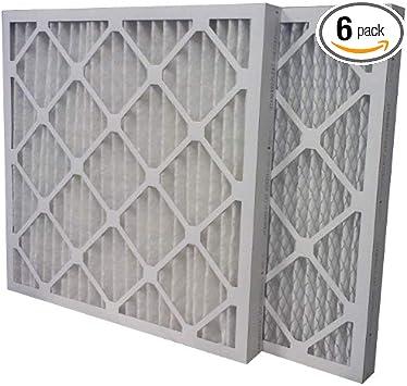 US Home Filter SC80-18X24X2 18x24x2 Merv 13 Pleated Air Filter 18 x 24 x 2 18 x 24 x 2 Midwest Supply Inc 6-Pack