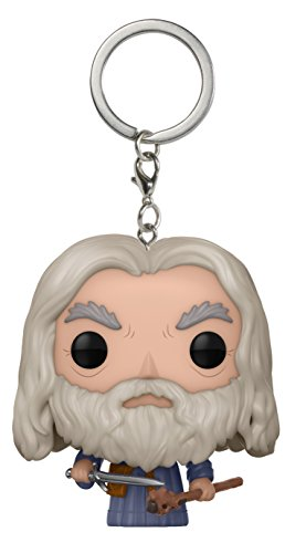 - Funko Pop Keychain The Lord of The Rings Gandalf Action Figure
