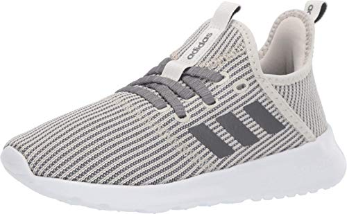 adidas Women's Cloudfoam Pure Sneaker, raw Night Metallic/Cloud White, 11 M US (Best Running Shoes For Casual Wear)