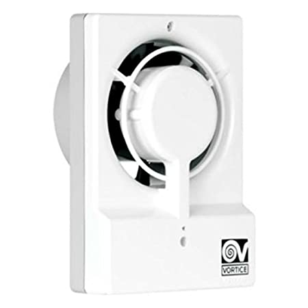 Vortice Record Extractor Fan M104t 100mm With Timer Amazon Co Uk