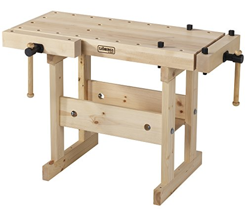 Adjustable Adult / Kids Workbench Sjobergs SJO-33365 Juni...