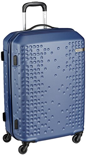 American Tourister Cruze ABS 80 cms Blue Hardsided Suitcase (AN6 (0) 01 003)