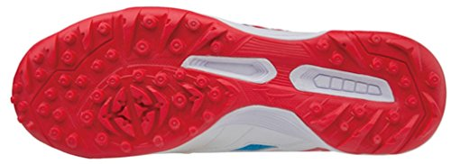 Mizuno Men's Futsal Shoes Bianco vFBeK