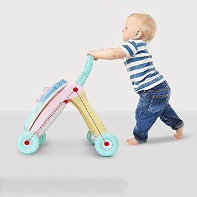 AIBAB 9 - 30 Meses bebé Andador Rueda prevención niño Aprendizaje ...