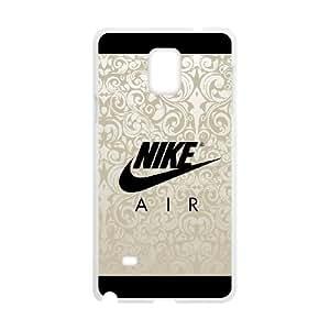 Samsung Galaxy Note 4 Phone Case White Nike logo AC8537260