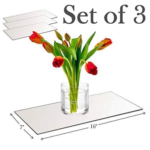 Mirror Tray Set - 7