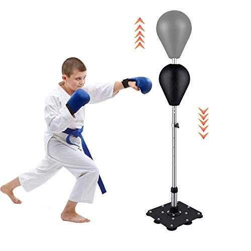 TEXXIS Punching Ball with Stand Adjustable |for