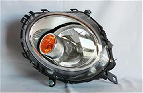 Multiple Manufacturers MC2503105N Partslink MC2503105 OE Replacement Headlight Assembly MINI COOPER CLUBMAN 2007-2014