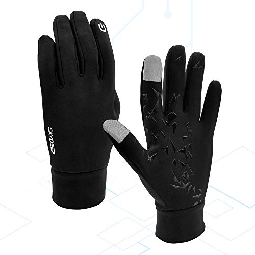 SKYDEER Winter Lightweight Driving Gloves with Compression Liner for Running Cycling and More Sports (SD2130/M)