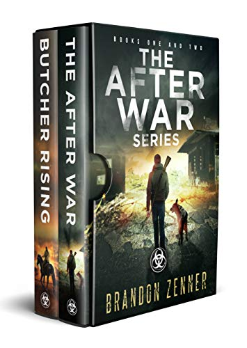 The After War Box Set: Books 1 and 2 of the Post-Apocalyptic, Dystopian Series by [Zenner, Brandon]