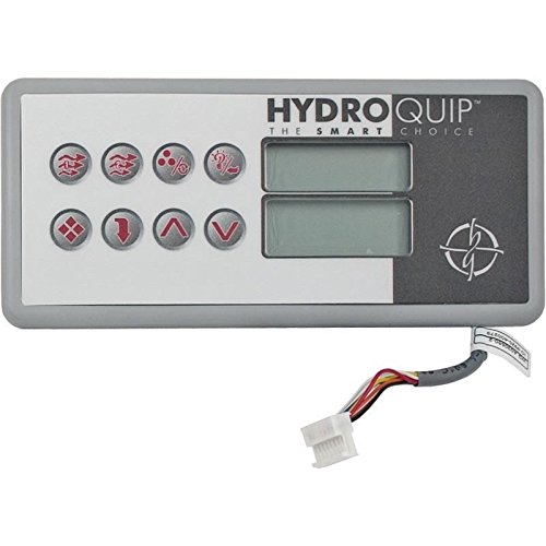 - Hydro-Quip 34-0190 Ht-2 Spa Side Control Panel