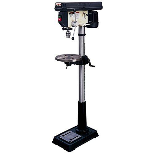 Floor Drill Press, 16-1/2', 3/4HP, 120/240V