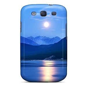 Faddish Phone Moonlight Desktop Case For Galaxy S3 / Perfect Case Cover