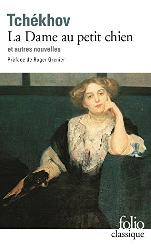 Lily Nouveau - La Dame au petit chien et autres nouvelles (Folio Classique t. 3266) (French Edition)