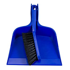 Amazon Com Quickie Dustpan And Brush Set Dust Pan And