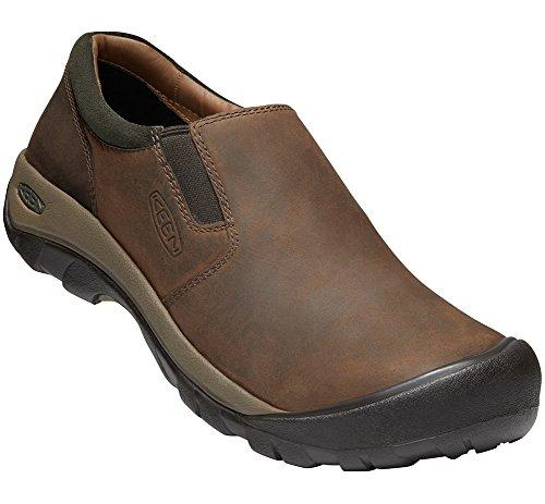 Casual Austin Keen Men's Slip Shoe Chocolate Olive Black Brown ZRwEqw7