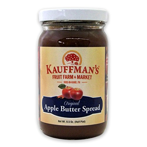 Kauffman's Fruit Farm Original Apple Butter, Excellent on Toast, Croissant...