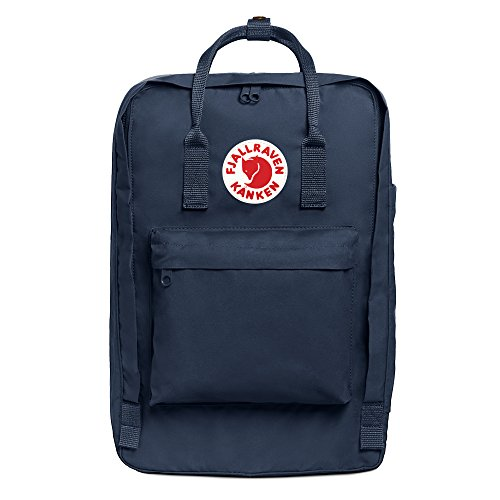 "Fjallraven - Kanken Laptop 17"" Backpack for Everyday, Royal Blue"